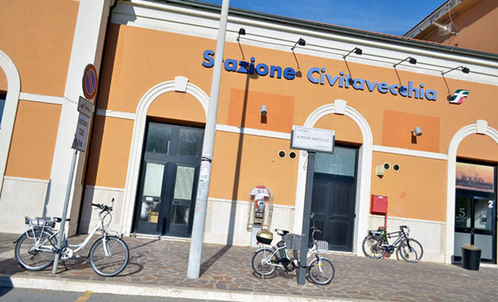 How to get from civitavecchia port to rome all the - Train from rome to port of civitavecchia ...